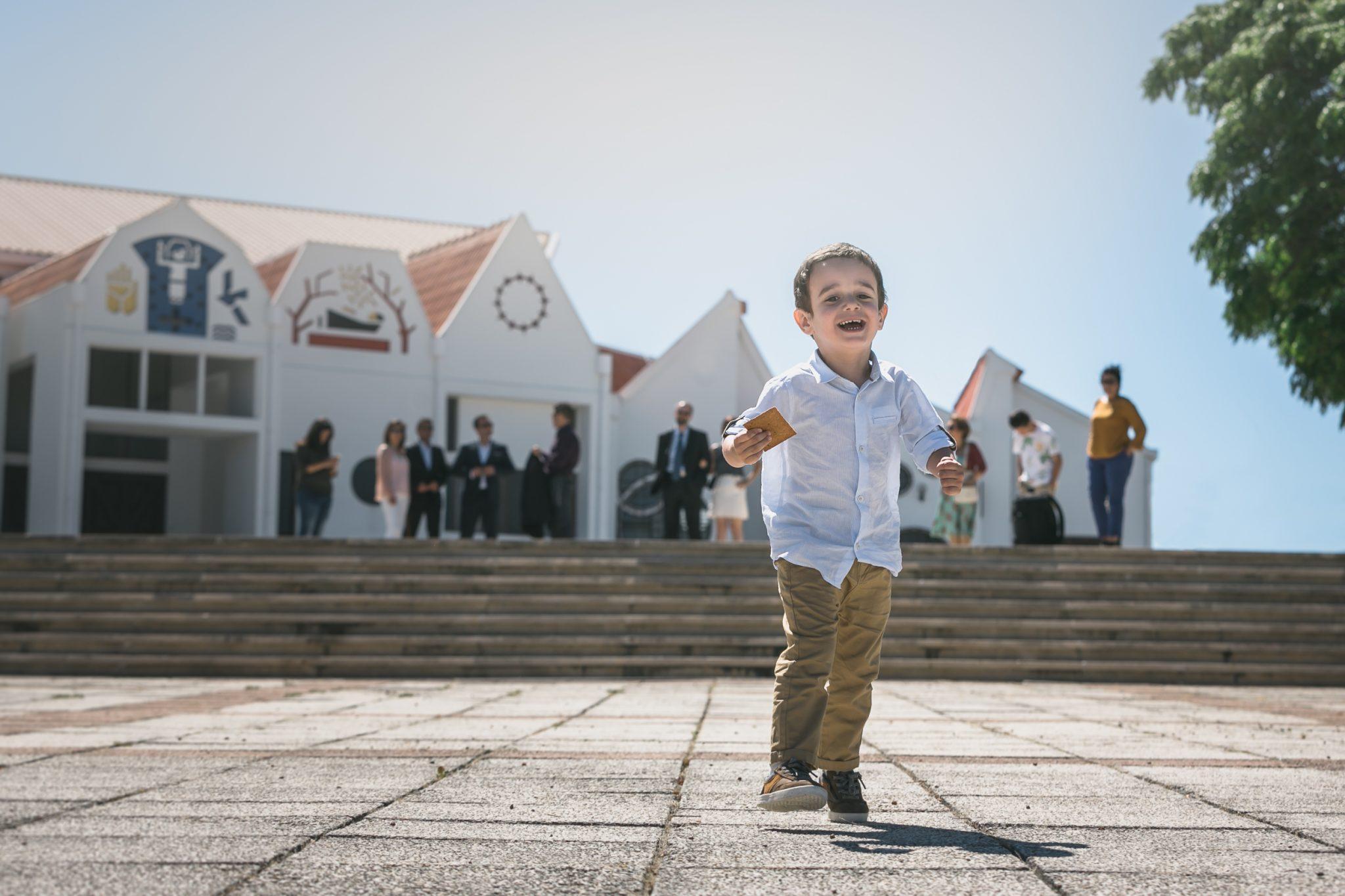 Batizado Tiago